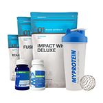 Myprotein beach body bundle