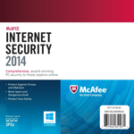 £14 for McAfee Internet Security 2014